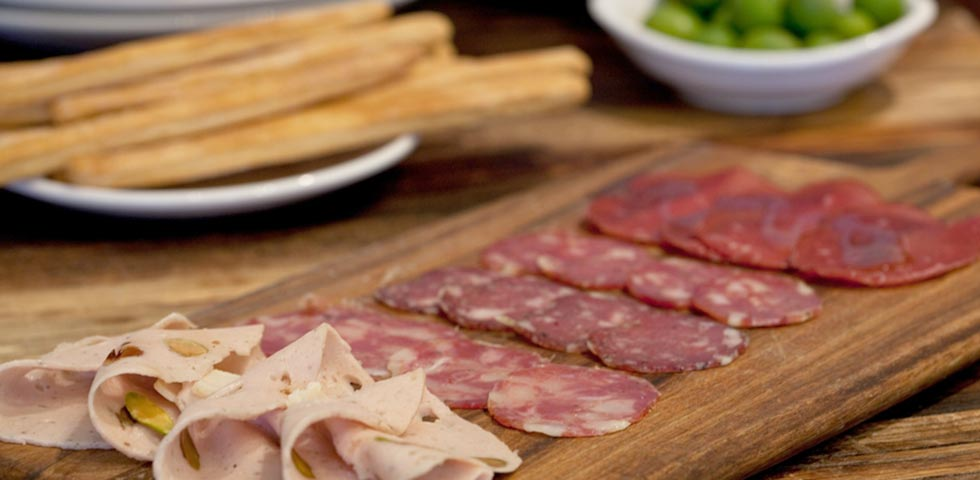 OC House Made Salumi Platter By Naseema Khan