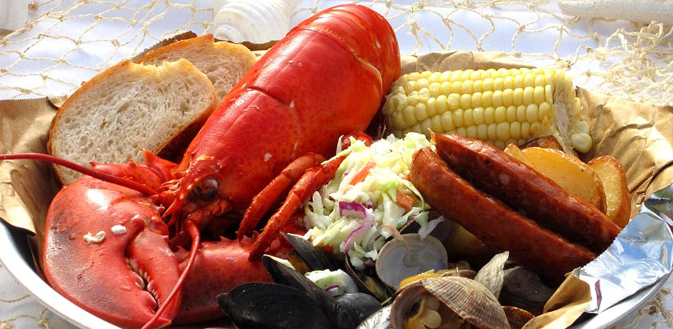 SCH Lobster Clambake At UK Food Network 6 18 12